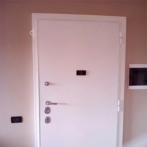 porta-blindata-bianca - Ferramenta sicurezza Roma (Quartiere San ...