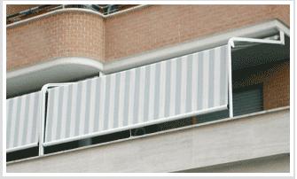 Tende da sole ferramenta sicurezza roma quartiere san for Tende da sole per balconi prezzi