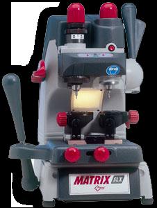 silca-MATRIX-SLX macchina per chiavi