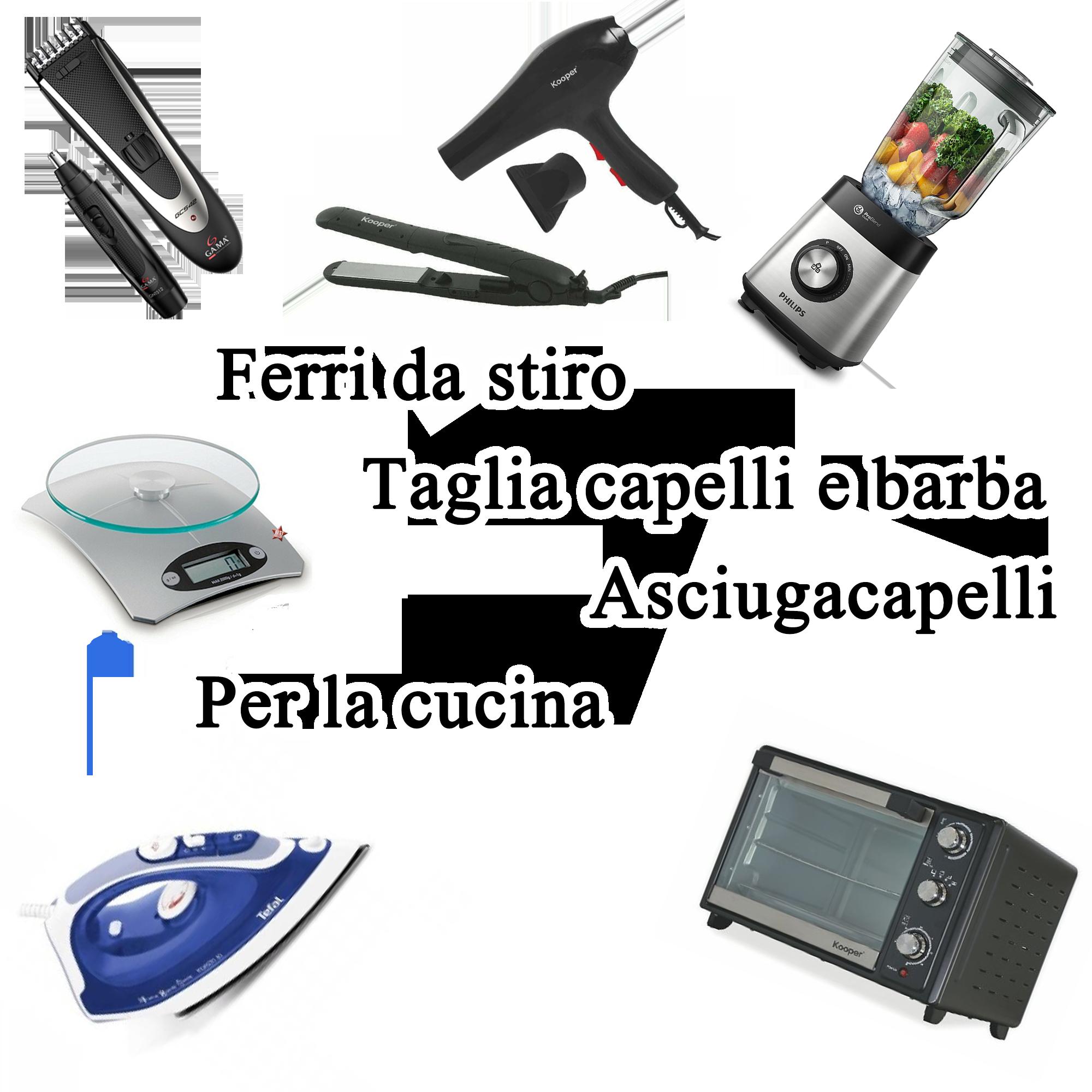 ferramenta cipriani piccoli elettrodomestici